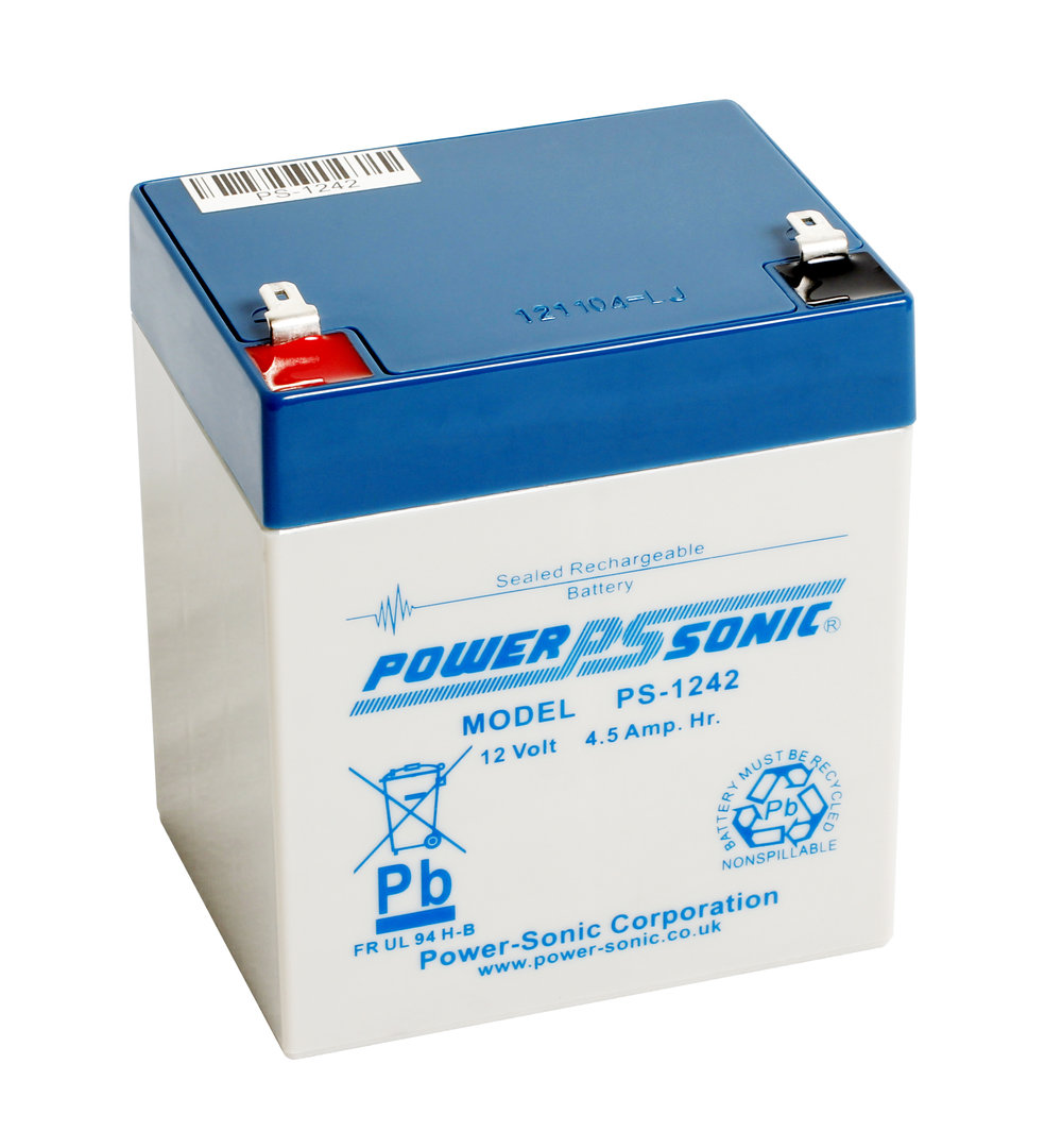 Power-Sonic 12V 4.5AH - PS1242GB