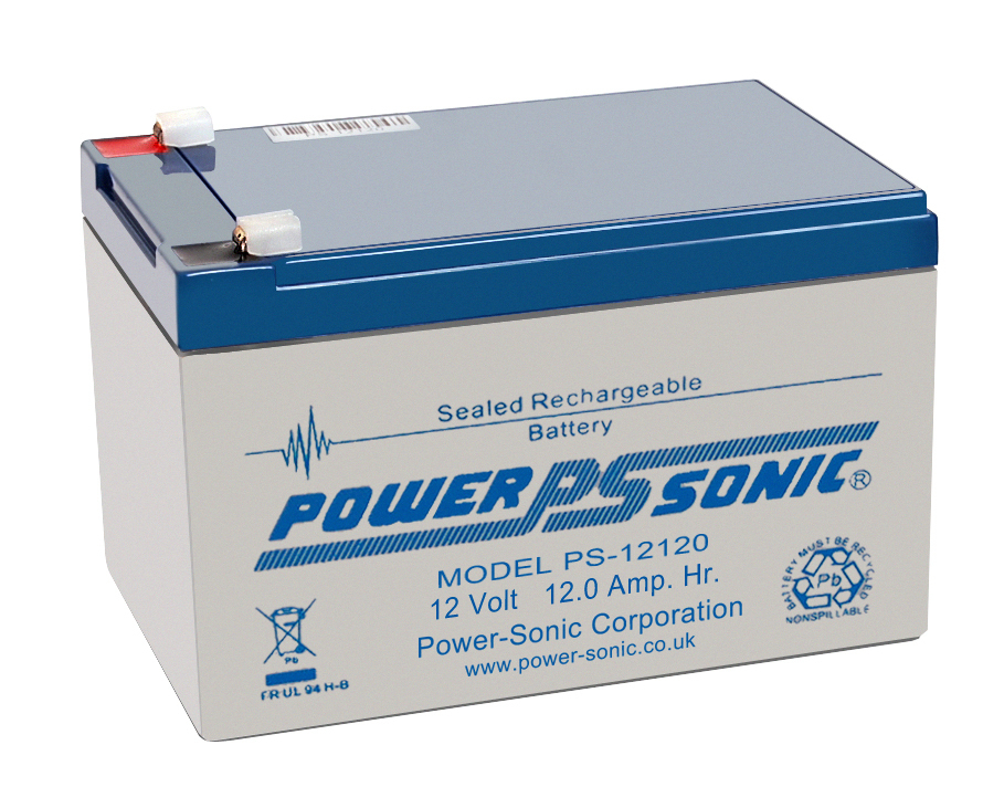 Power-Sonic 12V 12AH - PS12120GB