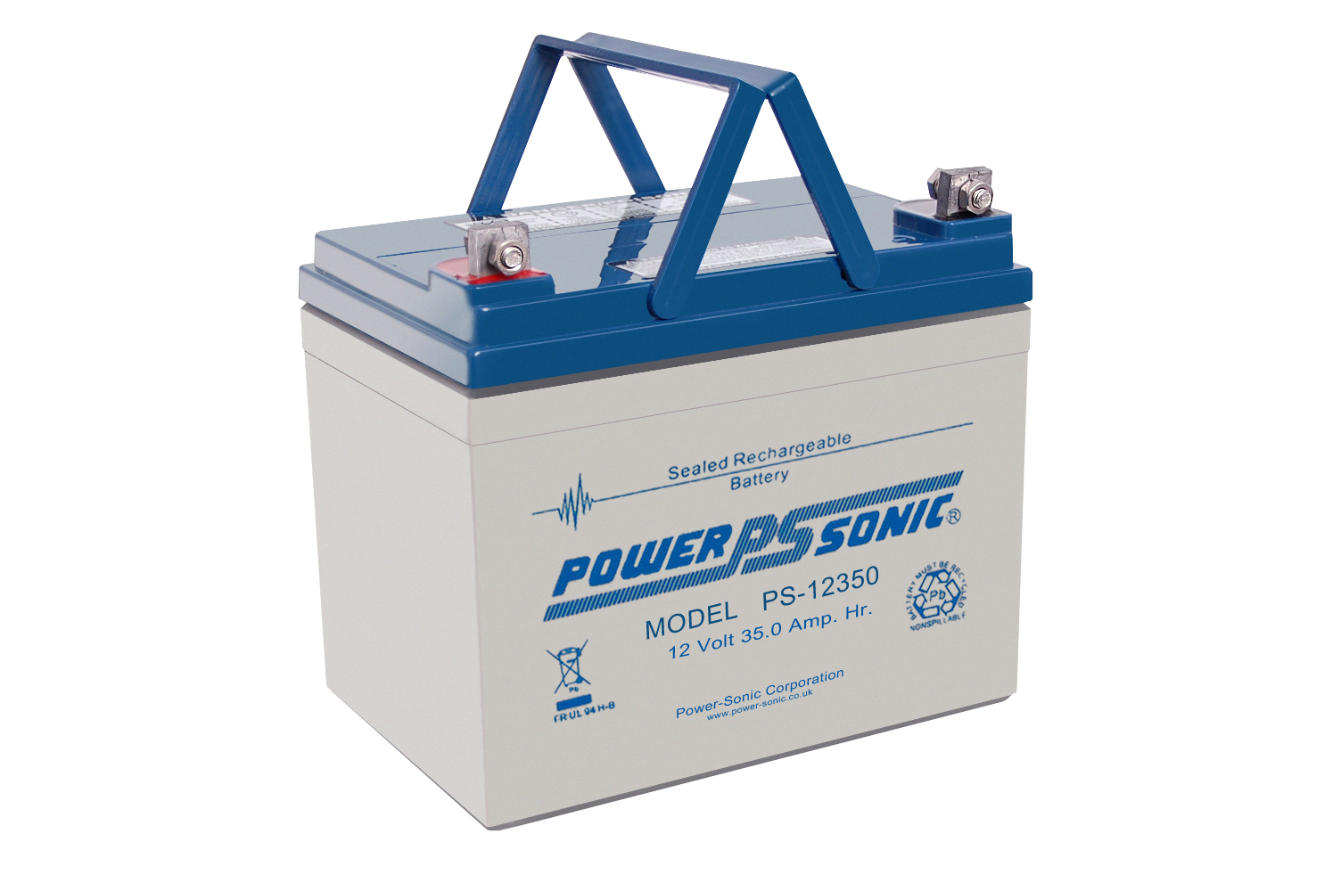Power-Sonic 12V 35AH - PS12350GB