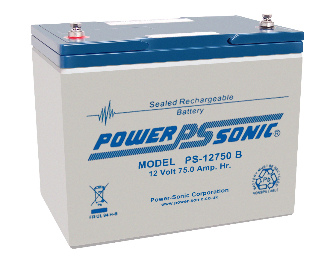 Power-Sonic 12V 80AH - PS12750GB