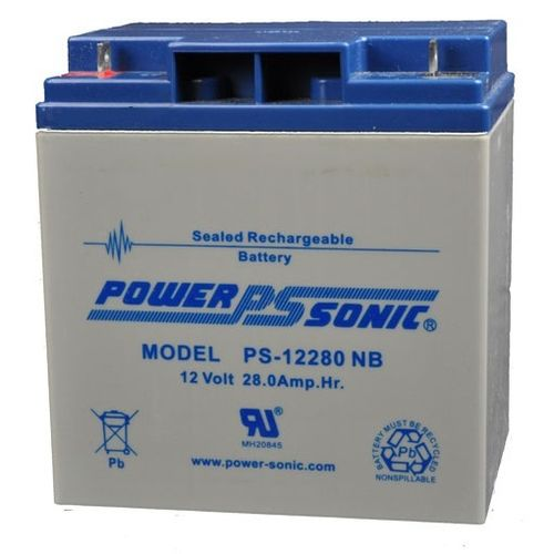 Power-Sonic 12V 28AH - PS12280H