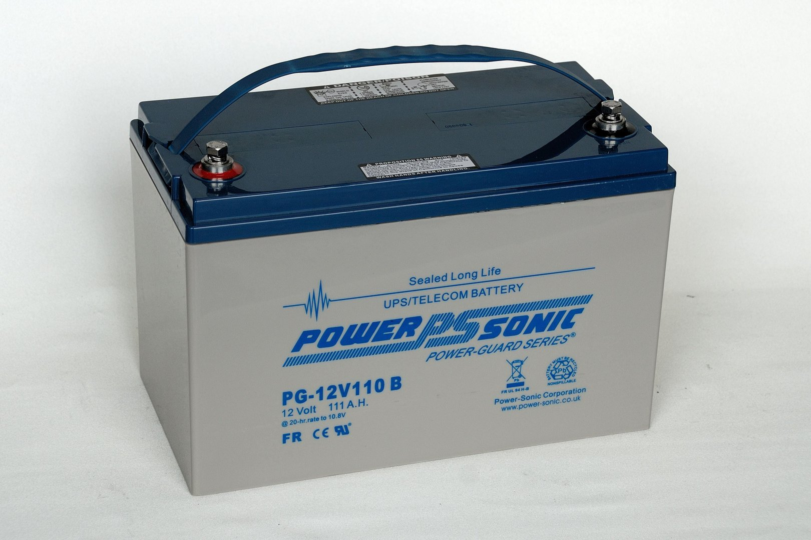 Power-Sonic 12V 110AH PG12V110