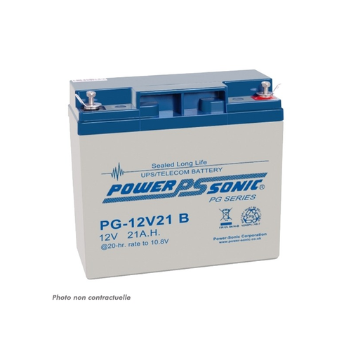 Power-Sonic 12V 21AH PG12V21
