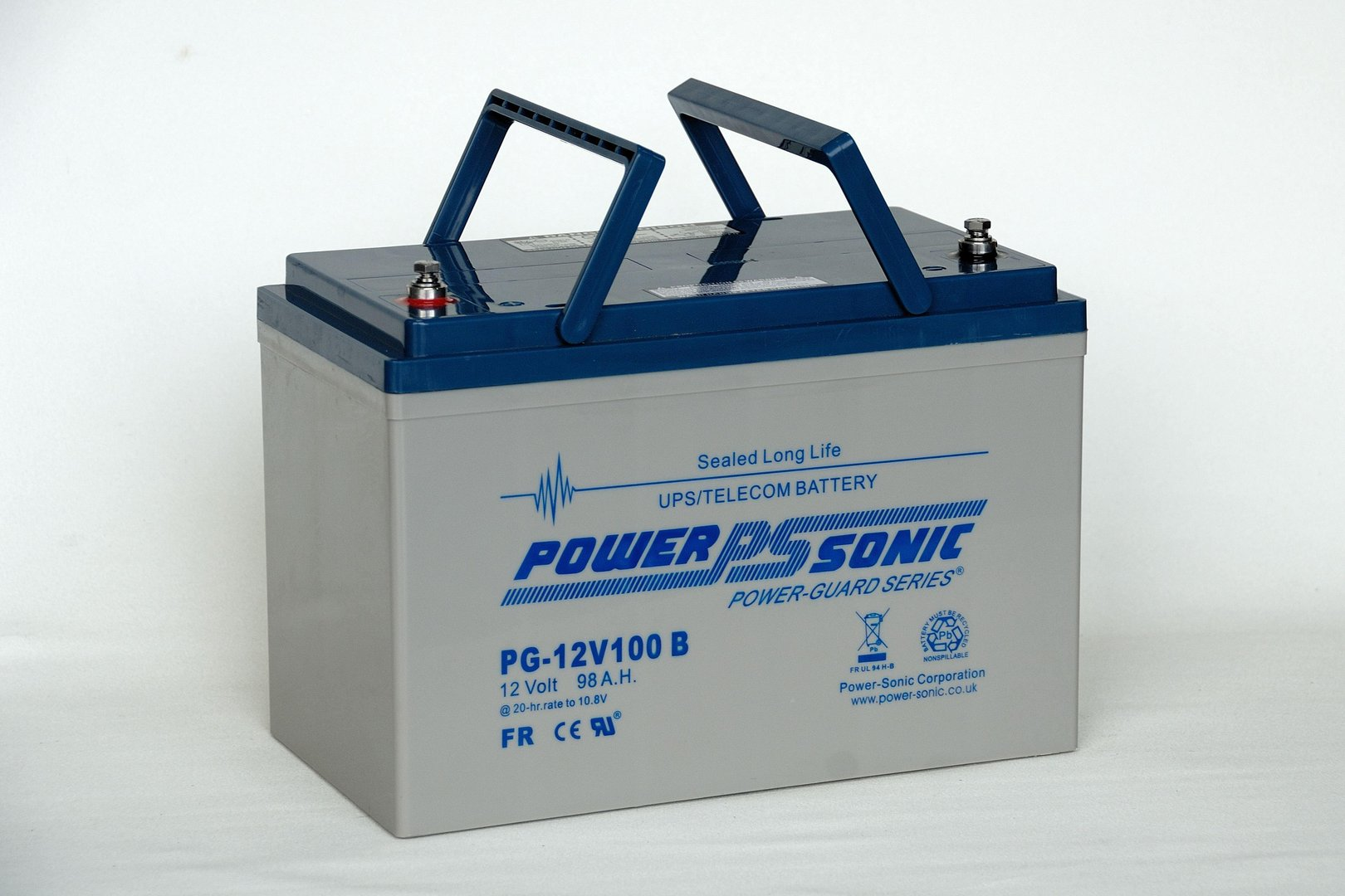Power-Sonic 12V 100AH PG12V100