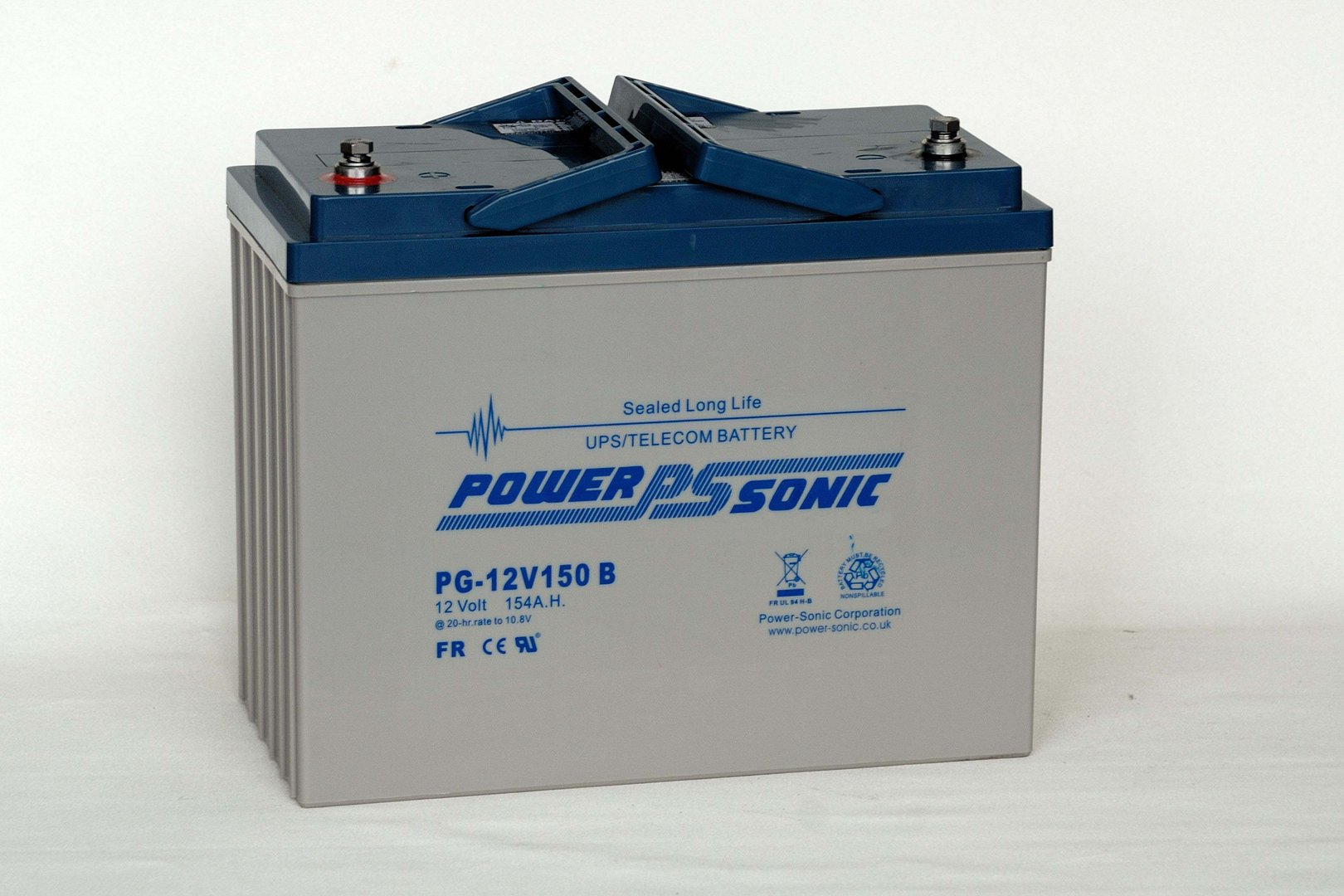 Power-Sonic 12V 150AH PG12V150