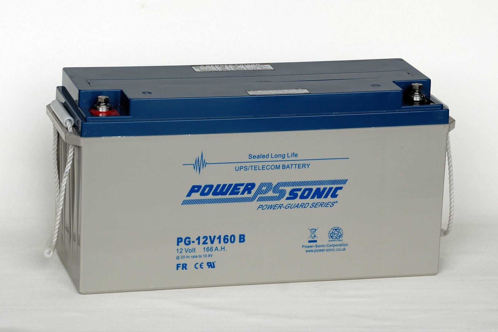 Power-Sonic 12V 160AH PG12V160