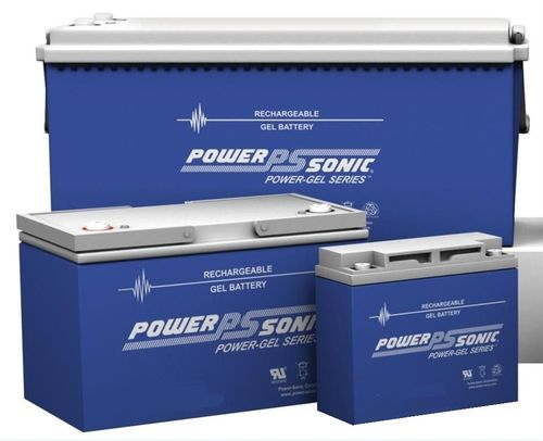 Power-Sonic 12V 60AH PSGL12600