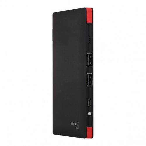 Power bank 8000mAh + 2 sorties